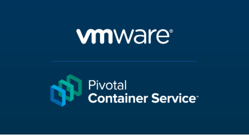 Start Your (Kubernetes) Engines: VMware PKS Competency Goes Live