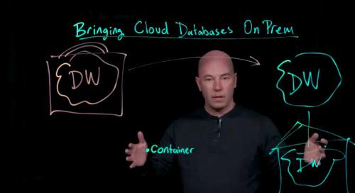 Greenplum for Kubernetes: Bringing Cloud Databases On-Prem