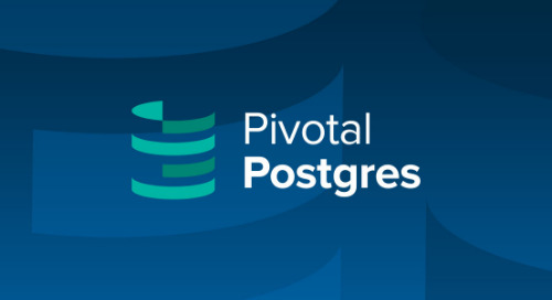Say Hello to Pivotal Postgres