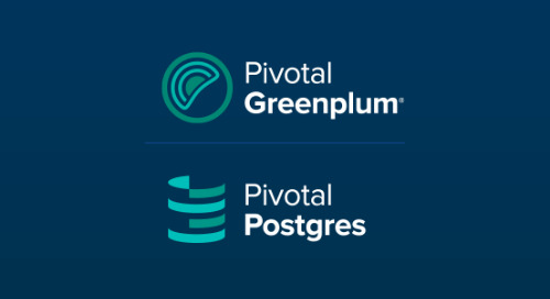 Pivotal Strengthens Its Commitment to PostgreSQL in the Enterprise