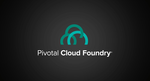 Pivotal Cloud Foundry 2.5, Now GA, Harnesses the Power of Istio and Envoy to Make Your Developers More Productive