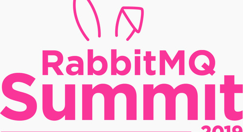 RabbitMQ Summit 2019 CFP