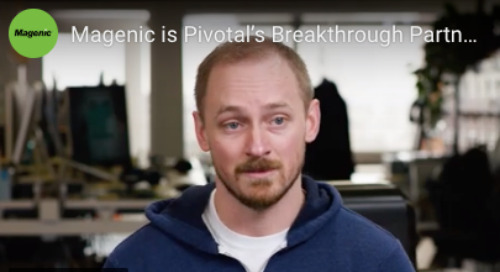 "Video: Pivotal discusses why Magenic earned ""Breakthrough Partner of the Year"" award"
