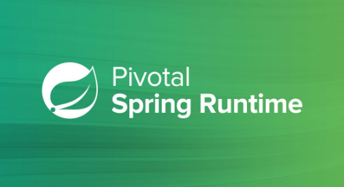 Pivotal Spring Runtime: Comprehensive Support for OpenJDK, Spring, and Apache Tomcat