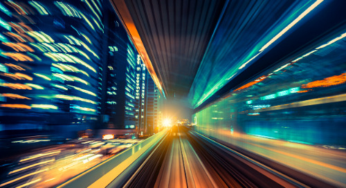 For Digital Transformers, It's About Fast-Moving Data. Here Are Three Ways to Speed Up.