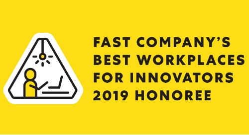 Pivotal Named To Fast Company's List Of The 50 Best Workplaces for Innovators