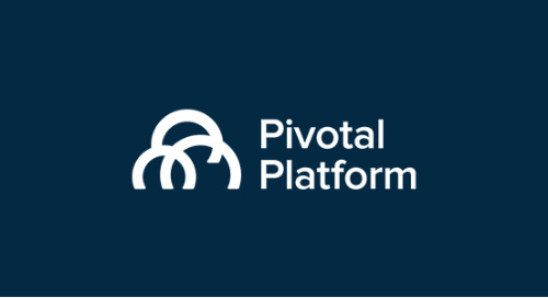 More Capabilities, Same Goal, New Name—Transform with the Pivotal Platform