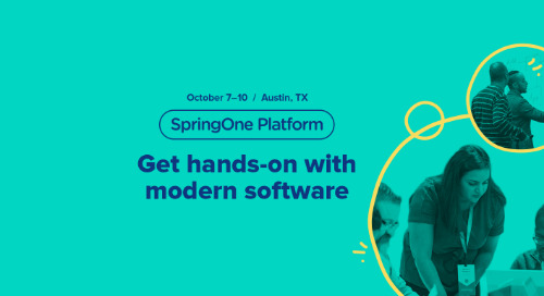 SpringOne Platform for Cloud Engineers and Operations
