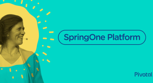 8 Must-Attend Sessions at Spring One Platform For the .NET Developer