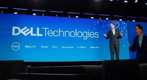 Learn About Dell's Digital Transformation at SpringOne Platform