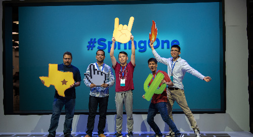 """""""Make the Easy Thing and the Right Thing, The Same Thing.""""  Day 2 at SpringOne Platform 2019"""