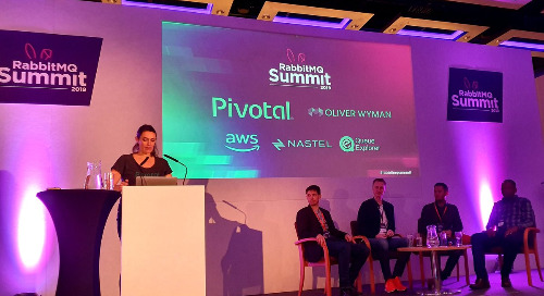 RabbitMQ 3.8 Steals the Show at RabbitMQ Summit 2019 Expert Panel
