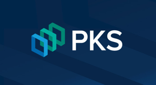Enterprise PKS hits 1.6 GA; your on-ramp to the VMware Tanzu portfolio plus Kubernetes 1.15, and a new management console