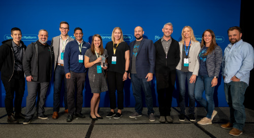 Solstice Honored With Pivotal's Systems Integrator Partner of the Year Award for Cloud-Native Advocacy