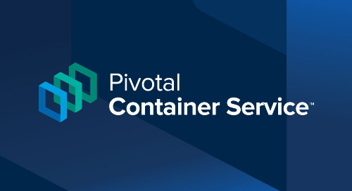 Evaluating Pivotal Container Service for Kubernetes Clusters