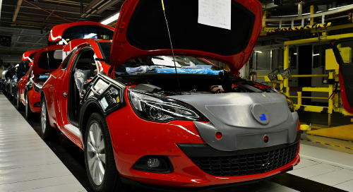 Accelerating change: How GM's IT footprint went from zero to China in a year