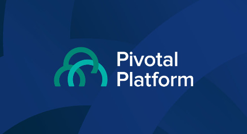 Jan 10 - Pivotal Platform - December Release A First Look Webinar