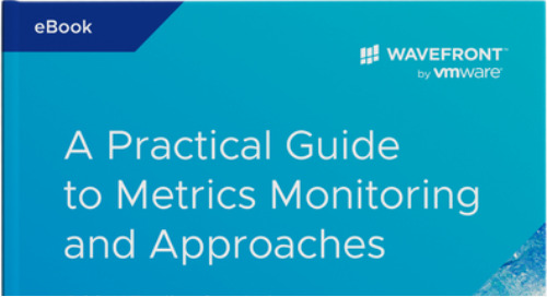 Why Metric Analytics is Critical for Monitoring Modern Cloud Applications & Infrastructure at Scale