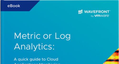 Metric or Log for Cloud Analytics