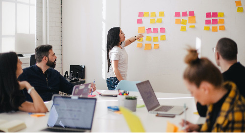 Scaling Leadership of an Agile Software Factory: Lessons Learned