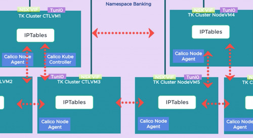 vSphere 7 with Kubernetes Network Service, Part 2: Tanzu Kubernetes Cluster