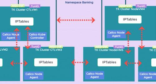 vSphere 7 with Kubernetes Network Service, Part 2: Tanzu Kubernetes Cluster