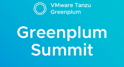 Nov 17 - APJ Greenplum Summit 2020: An introduction to Greenplum
