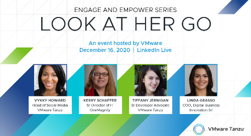 Dec 16 - Engage and Empower Series: Look at Her Go