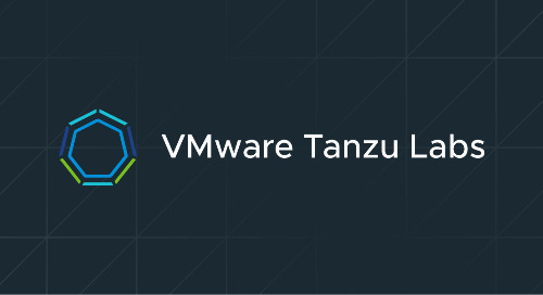 VMware Tanzu Labs: New Name, Even More Transformative Expertise