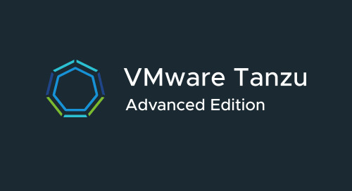 Embrace DevSecOps for Modern Apps with VMware Tanzu Advanced Edition