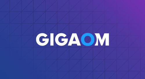 2021 GigaOm Radar for Cloud Observability Report Spotlight: VMware Tanzu Observability Top Fast-Moving Leader