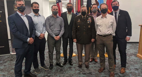 U.S. Army Futures Command Embraces the Power of VMware Tanzu
