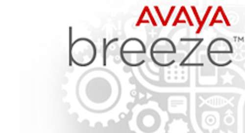 Don't Miss These Avaya Breeze Resources