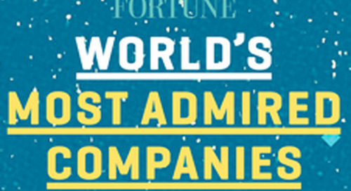 Arrow Electronics Named to Fortune's Most Admired Companies List