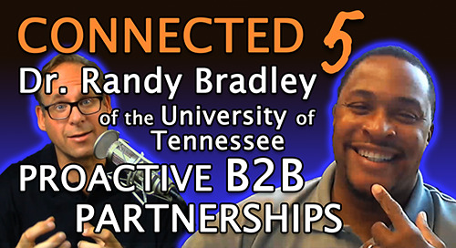 Episode 5: Dr. Randy Bradley of the University of Tennessee on the Future of Supply Chain Integration