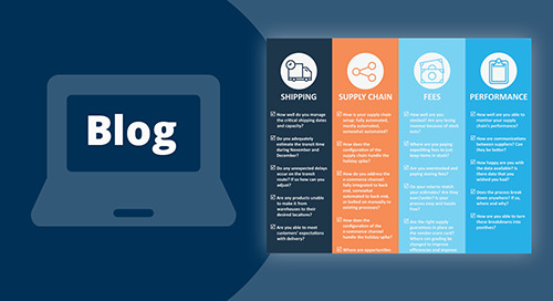 25-Point Checklist to Optimize Your Supply Chain For the Holidays [Infographic]