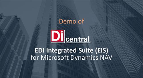 EIS for MS Dynamics NAV