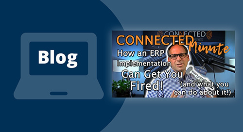 How an ERP ImplementationCan Get You Fired (And What You Can Do About it!)