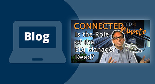 Is the Role of EDI Manager Dead?