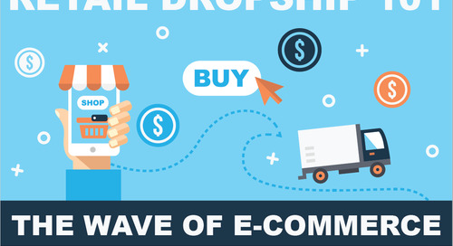 Infographic: Dropship 101 - What You Need to Know About Dropship Integration
