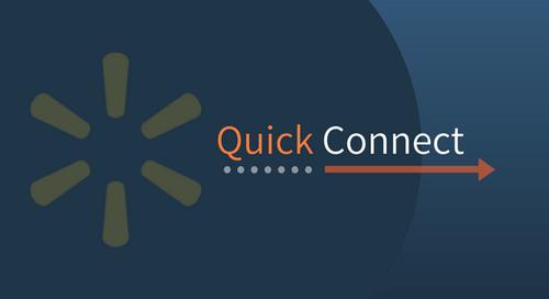 Quick Connect - Can Walmart Re-ignite Ecommerce Revenue?
