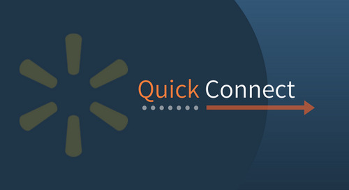 Quick Connect - Can Walmart Re-ignite Ecommerce Revenue?