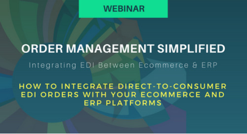 [Webinar] Integrating EDI Between Ecommerce and ERP
