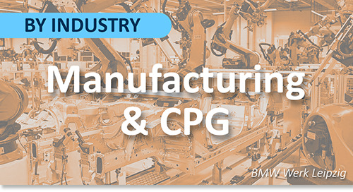 Manufacturing & CPG