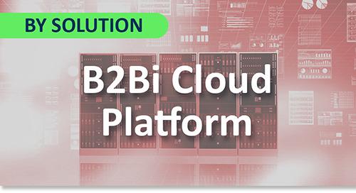 B2Bi Cloud Platform