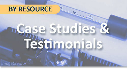Case Studies & Testimonials