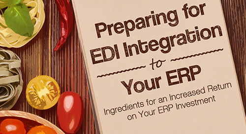 [Webinar] Preparing for EDI Integration to your ERP