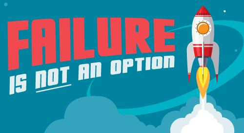 Webinar: Failure Is Not an Option