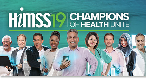 Feb 11-15, 2019: HIMSS19 Global Conference & Exhibition @ Orlando