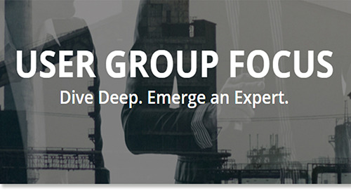 Mar 11-14, 2019: User Group Focus @ Houston
